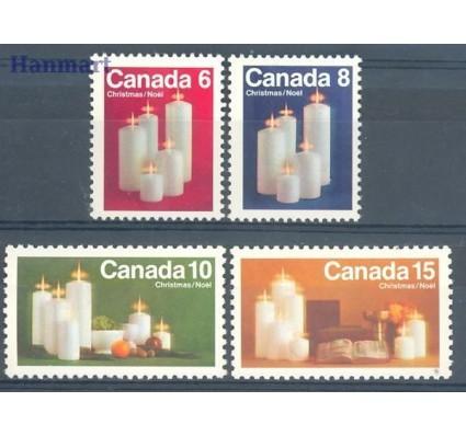 Kanada 1972 Mi 513-516x Czyste **