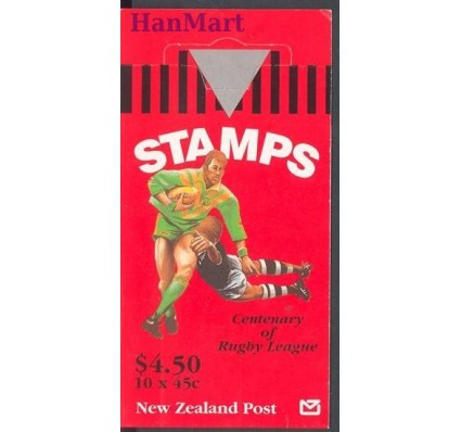 Znaczek Nowa Zelandia 1995 Mi 1430-1434 Czyste **