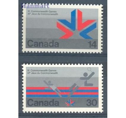 Znaczek Kanada 1978 Mi 685-686 Czyste **