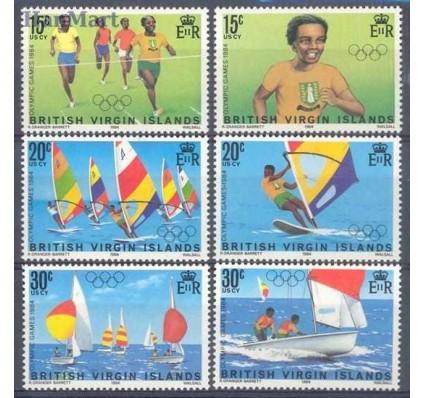 Znaczek Wyspy Dziewicze 1984 Mi 473-478 Czyste **