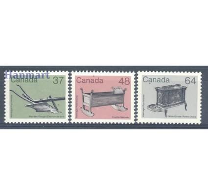 Znaczek Kanada 1983 Mi 868-870 Czyste **
