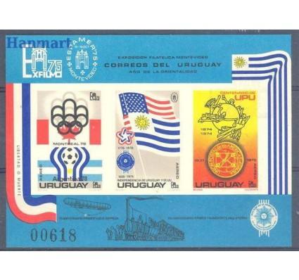 Znaczek Urugwaj 1975 Czyste **