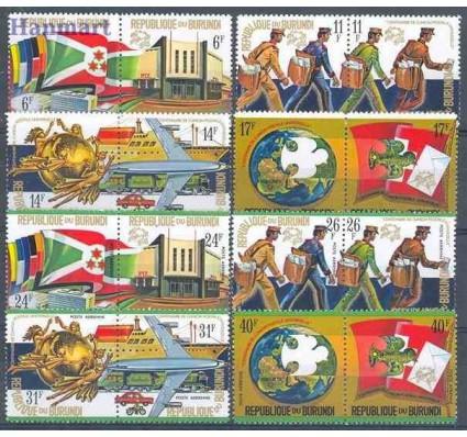 Znaczek Burundi 1974 Mi 1069-1084 Czyste **