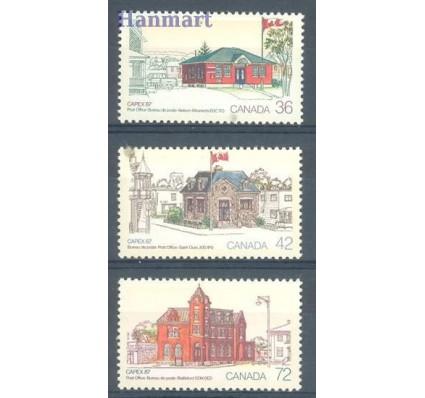 Znaczek Kanada 1987 Mi 1041-1043 Czyste **
