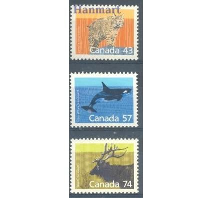Kanada 1988 Mi 1071-1073 Czyste **
