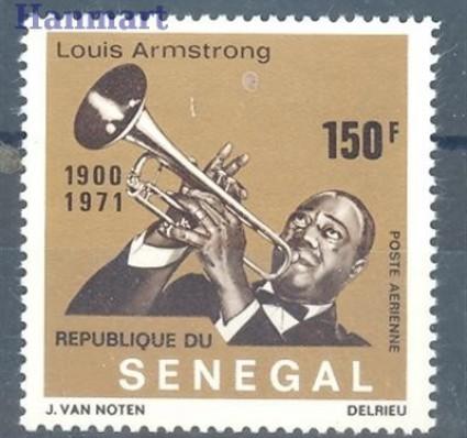 Znaczek Senegal 1971 Mi 475 Czyste **