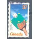 Kanada 1988 Mi 1101 Czyste **