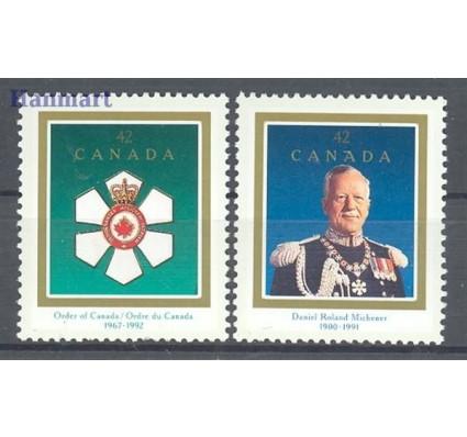 Kanada 1992 Mi 1328-1329 Czyste **