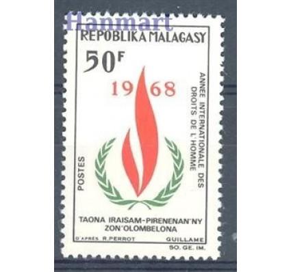 Znaczek Madagaskar 1968 Mi 578 Czyste **