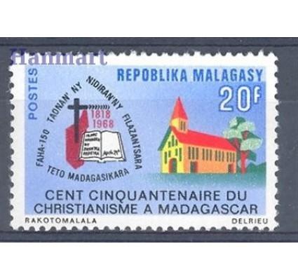 Znaczek Madagaskar 1968 Mi 586 Czyste **