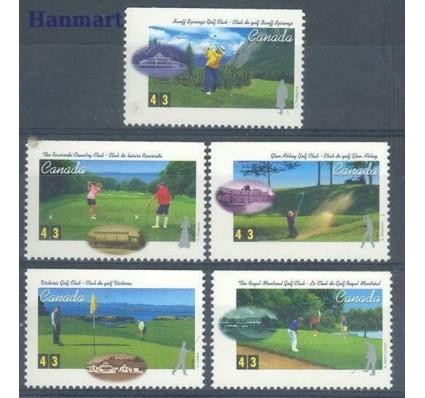 Kanada 1995 Mi 1477-1481 Czyste **