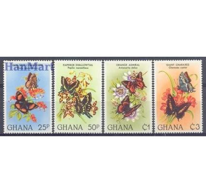 Znaczek Ghana 1982 Mi 932-935 Czyste **