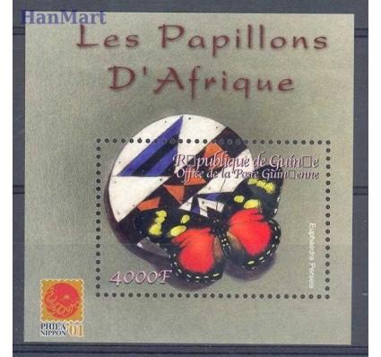 Gwinea 2001 Mi bl 664 Czyste **