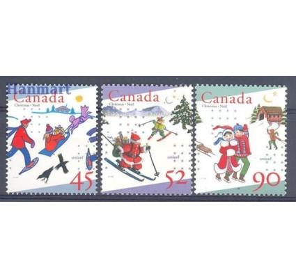 Znaczek Kanada 1996 Mi 1605-1607 Czyste **