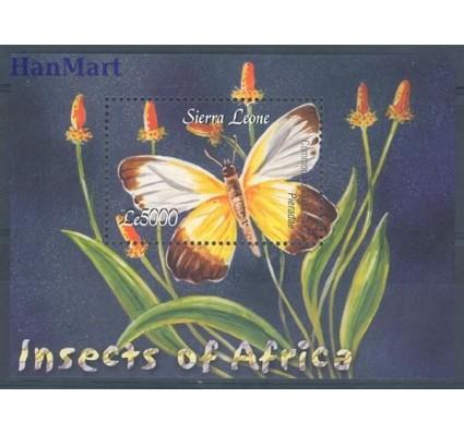 Znaczek Sierra Leone 2003 Mi bl 565 Czyste **