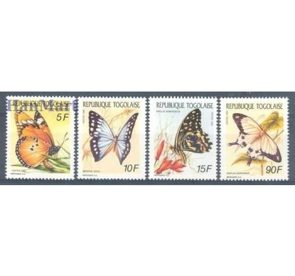 Znaczek Togo 1990 Mi 2162-2165 Czyste **