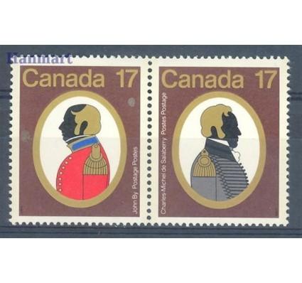 Kanada 1979 Mi 729-730 Czyste **