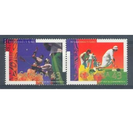 Znaczek Kanada 1994 Mi 1416-1417 Czyste **