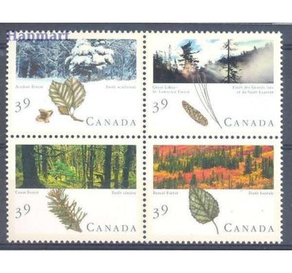 Kanada 1990 Mi 1191-1194 Czyste **
