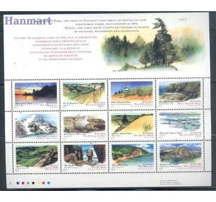Znaczek Kanada 1993 Mi ark 1361-1372 Czyste **