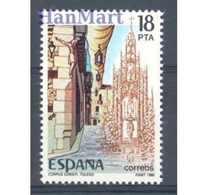 Hiszpania 1985 Mi 2677 Czyste **