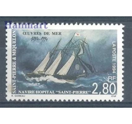Znaczek Saint-Pierre i Miquelon 1994 Mi 676 Czyste **