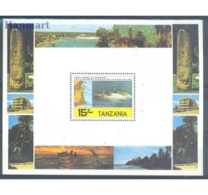 Znaczek Tanzania 1984 Mi bl 36 Czyste **