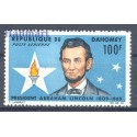 Dahomej 1965 Mi 255 Czyste **