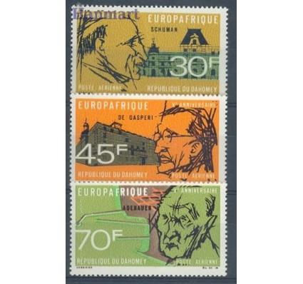 Znaczek Dahomej 1968 Mi 349-351 Czyste **