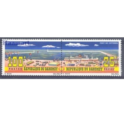 Znaczek Dahomej 1965 Mi 256-257 Czyste **