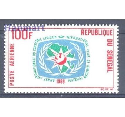 Znaczek Senegal 1969 Mi 396 Czyste **