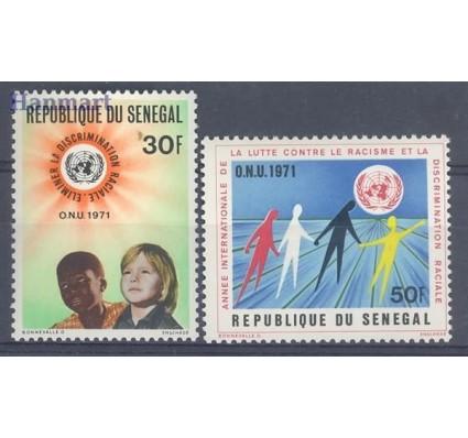 Znaczek Senegal 1971 Mi 450-451 Czyste **