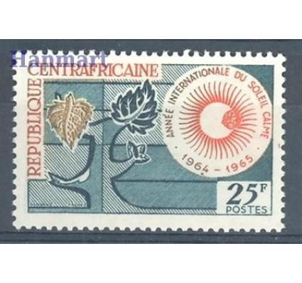 Znaczek Republika Środkowoafrykańska 1964 Mi 57 Czyste **