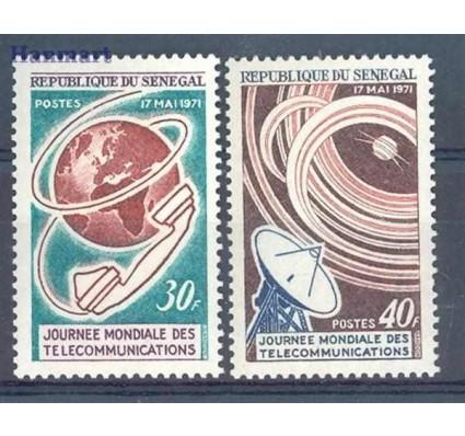 Znaczek Senegal 1971 Mi 456-457 Czyste **
