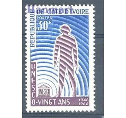 Znaczek Wybrzeże Kości Słoniowej 1966 Mi 307 Czyste **