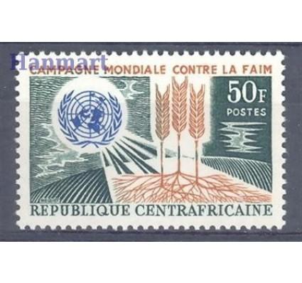 Znaczek Republika Środkowoafrykańska 1965 Mi 93 Czyste **