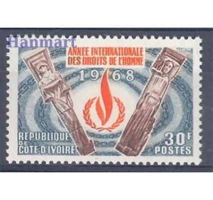 Znaczek Wybrzeże Kości Słoniowej 1968 Mi 338 Czyste **