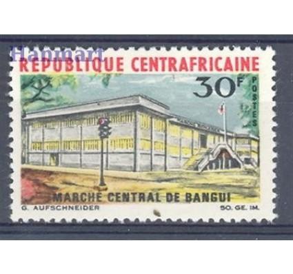 Znaczek Republika Środkowoafrykańska 1967 Mi 129 Czyste **
