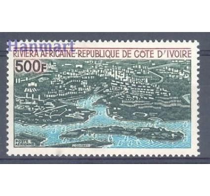 Znaczek Wybrzeże Kości Słoniowej 1971 Mi 386 Czyste **