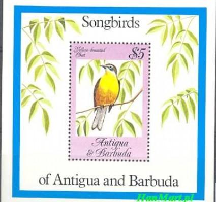 Antigua i Barbuda 1984 Mi bl 81 Czyste **
