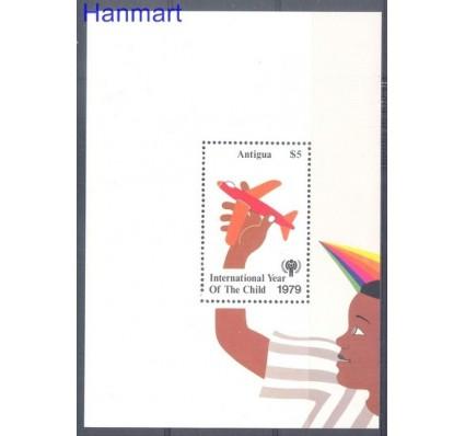Znaczek Antigua i Barbuda 1979 Mi bl 42 Czyste **