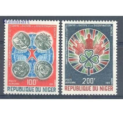Niger 1971 Mi 282-283 Czyste **