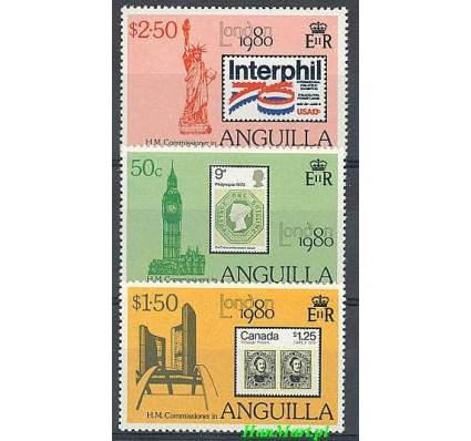 Anguilla 1980 Mi 389-391 Czyste **