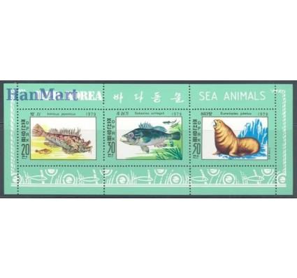 Znaczek Korea Północna 1979 Mi ark 1937-1939 Czyste **