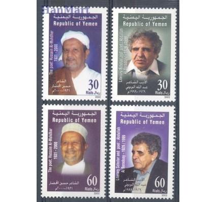 Znaczek Jemen 2002 Mi 251-254 Czyste **