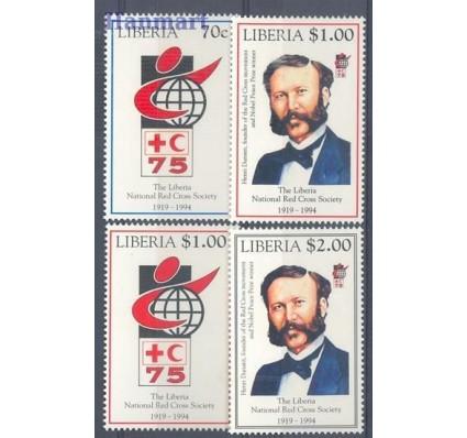 Znaczek Liberia 1994 Mi 1610-1613 Czyste **