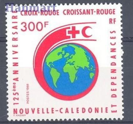 Znaczek Nowa Kaledonia 1988 Mi 825 Czyste **