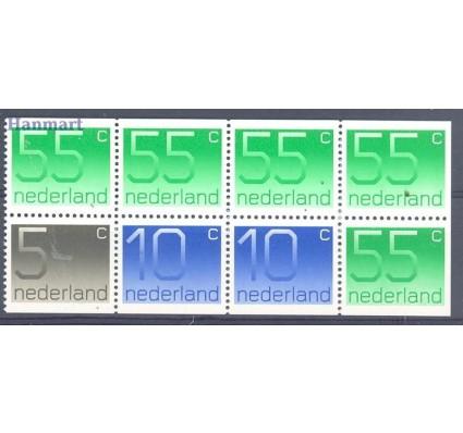 Znaczek Holandia 1986 Mi h-blatt 34 Czyste **