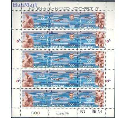 Znaczek Kostaryka 1996 Mi 1471-1473 Czyste **