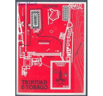 Znaczek Trynidad i Tobago 1980 Mi bl 31 Czyste **